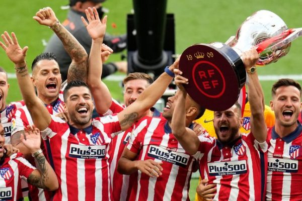 Atletico Madrid need another striker next season
