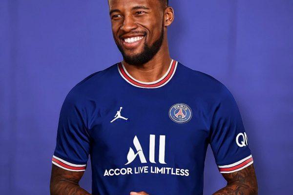 Wijnaldum has confirmed a move to Paris Saint-Germain.not for money