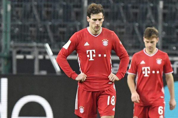 Goretzka is still determined to stay at Bayern Munich